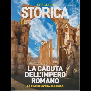 Storica Speciale - La caduta dell'impero romano  - La fine di un'era gloriosa - n. 50 - bimestrale - 14/11/2020 -