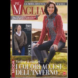 Piu' Maglia Extra - n. 15 - bimestrale - gennaio - febbraio 2020 -