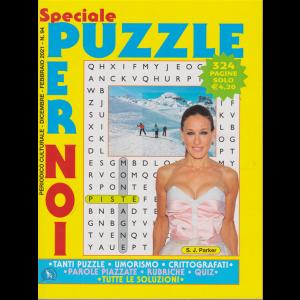 Speciale Puzzle per noi - n. 94 - dicembre - febbraio 2021 - 324 pagine