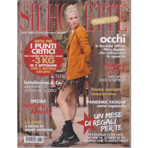 Silhouette Donna pocket - n. 12 - dicembre 2020 - mensile