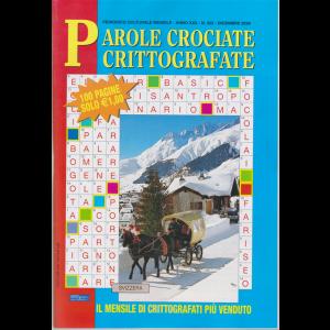 Parole Crociate crittografate - n. 332 - mensile - dicembre 2020 - 100 pagine