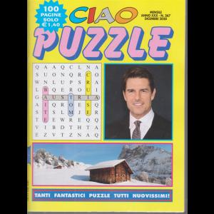 Ciao Puzzle - n. 367 - dicembre 2020 - 100 pagine
