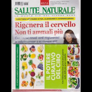 Salute Naturale  + il libro Il potere curativo del cibo - n. 241 - maggio 2019 - mensile  - rivista + libro