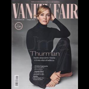 Vanity Fair - n. 17 - settimanale - 1 maggio 2019 -