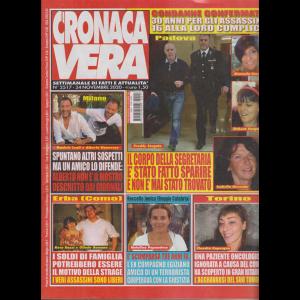 N.Cronaca Vera - n. 2517 - settimanale di fatti e attualità - 24 novembre 2020