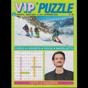Abbonamento Vip Puzzle (cartaceo  mensile)