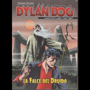 Dylan Dog -Tiziano Sclavi -  La falce del druido - n. 71 - settimanale