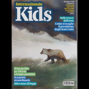 Internazionale Kids - n. 15 - mensile - dicembre 2020
