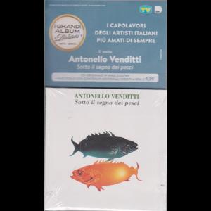 Antonello Venditti - Sotto il segno dei pesci - n. 124 - 24/11/2020 - settimanale - quinta uscita