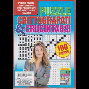 Puzzle Crittografati &...Crucintarsi - n. 18 - dicembre 2020 - trimestrale - 190 pagine