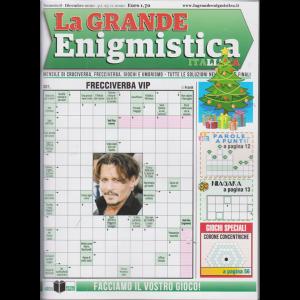 La Grande enigmistica italiana - n. 6 - dicembre 220 - mensile