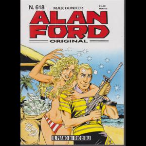 Alan Ford - Il piano di Riccioli - n. 618 - mensile - dicembre 2020