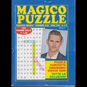 Magico Puzzle - n. 319 - mensile - dicembre 2020 - 100 pagine
