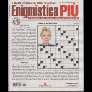 Enigmistica Piu' - n. 48 - settimanale - 1 dicembre 2020
