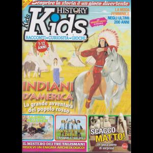 Bbc History Kids - n. 6 - 7-12 anni - bimestrale - dicembre - gennaio 2021