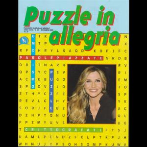Puzzle in allegria - n. 330 - mensile - dicembre 2020