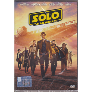 I Dvd Fiction Sorrisi 2 - Solo star wars - n. 19 - settimanale - 23/4/2019 -