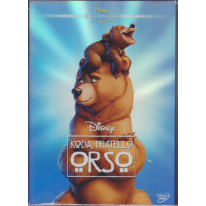 I Dvd di  Sorrisi 4 -n. 4 - Koda, fratello orso - 24/11/2020 - settimanale -