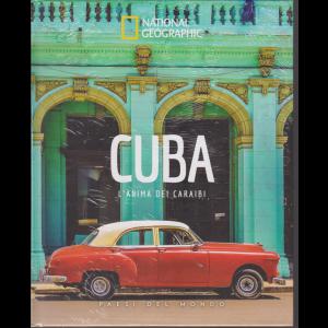 National Geographic - Cuba - L'anima dei Caraibi - n. 13 - 27/11/2020 - settimanale - copertina rigida