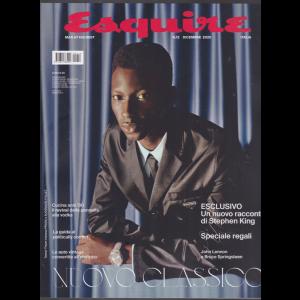 Esquire - n. 12 - dicembre 2020 - bimestrale