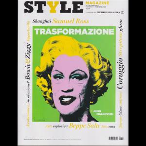 Style magazine - n. 12 - dicembre 2020 - mensile