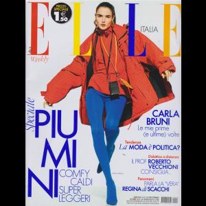 Elle - n. 45 - 5/12/2020 - settimanale