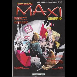 Lanciostory Maxi - &  Skorpio - n. 65 - mensile - 27 novembre 2020
