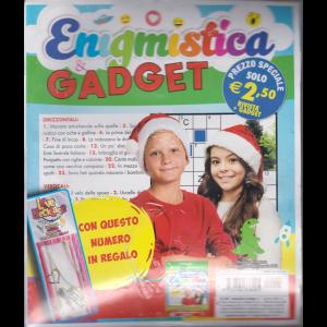 Enigmistica & Gadget - n. 5 - bimestrale - dicembre 2020/gennaio 2021 -