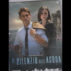 Rti Magazine - Il silenzio dell'acqua - prima stagione - 2 dvd + booklet - n. 27 - novembre 2020 -