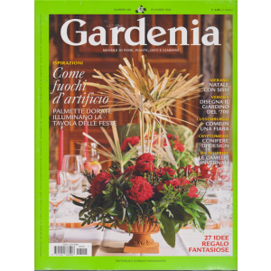 Gardenia - n. 440 - dicembre 2020 - mensile
