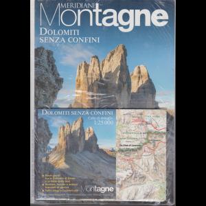 Meridiani Montagne - Dolomiti senza confini - n. 98 - bimestrale - maggio 2019