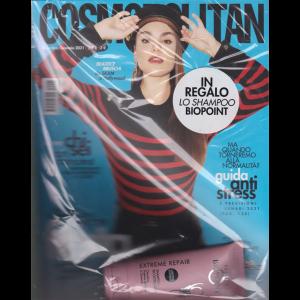 Cosmopolitan -  + in regalo Shampoo Biopoint - n. 1 - dicembre - gennaio 2021 - mensile