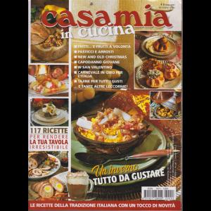 Casamia  in Cucina - n. 55 - bimestrale - 26/11/2020