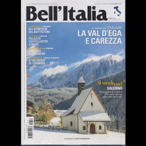 Bell'italia + Calendario Luci sull'Italia 2021 - n. 416 - mensile - dicembre 2020