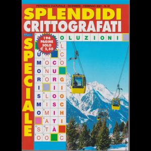 Speciale Splendidi Crittografati - n. 81 - dicembre - febbraio 2021 - 196 pagine