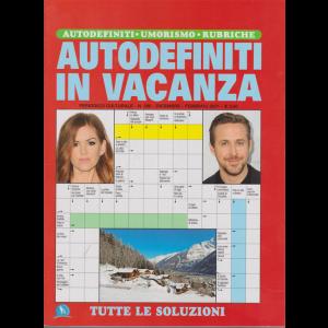 Autodefiniti In Vacanza - n. 296 - dicembre - febbraio 2020 -