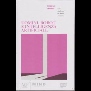 Personal Trainer - Uomini, robot e intelligenza artificiale - n. 9 - copertina rigida