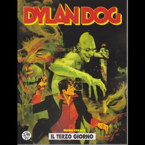 Dylan Dog - n. 411 - Il terzo giorno - dicembre 2020 - mensile