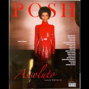 Posh - n. 893- bimestrale - ottobre- novembre 2019 -