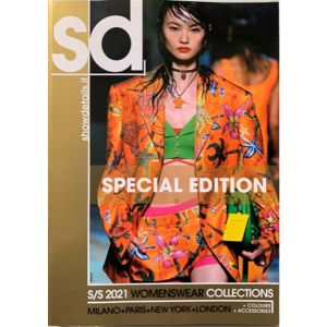 Showdetails - S/S 2021 WomensWear Collections Milano+Paris+New York+London  Colours+Accessories - n. 31 - 10 novembre 2020