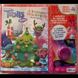 Trolls magazine - la rivista ufficiale Uscita Nº 8 Periodicità: Mensile Editore: Centauria