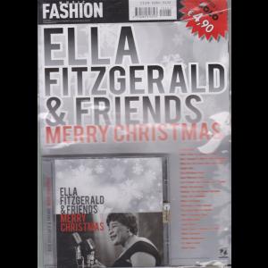 Music Fashion Var.34 - Ella Fitzgerald & Friends - Merry Christmas - rivista + cd