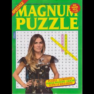 Speciale Magnun Puzzle - n. 440 - dicembre - febbraio 2020 - 260 pagine