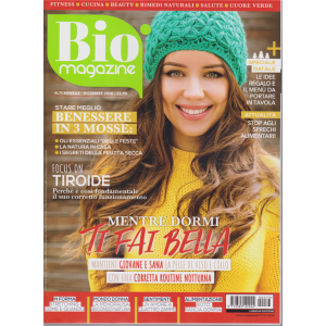 Bio Magazine - n. 73 - mensile - dicembre 2020
