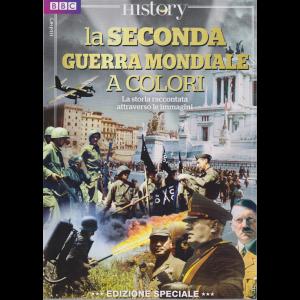 Bbc History Dossier Ultra - n. 14 - La seconda guerra mondiale a colori - bimestrale - dicembre - gennaio 2021 -