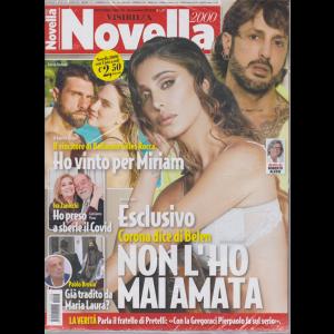 Novella 2000 - + Visto - n. 49 - settimanale - 20 novembre 2020 - 2 riviste