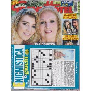 Grand Hotel - + Enigmistica & Giochi di Telesette - n. 49 - 27 novembre 2020 - settimanale - 2 riviste