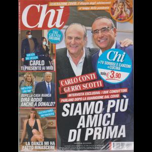 Chi + Sorrisi e Canzoni tv + Cucina - n. 48 - settimanale - 25 novembre 2020 - 3 riviste