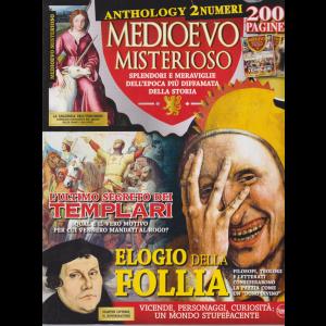 Medioevo Misterioso Anthology - n. 7 - dicembre -gennaio 2021 - bimestrale  - 2 numeri
