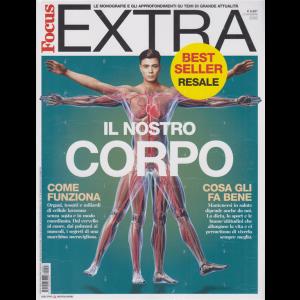 Gli speciali di Focus extra - n. 3 -Il nostro corpo - 27 novembre 2020 -